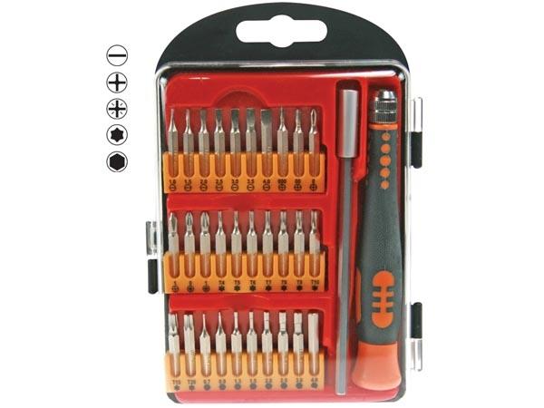 Juego destornilladores precisi n 32 uds miliwatts - Destornilladores de precision ...