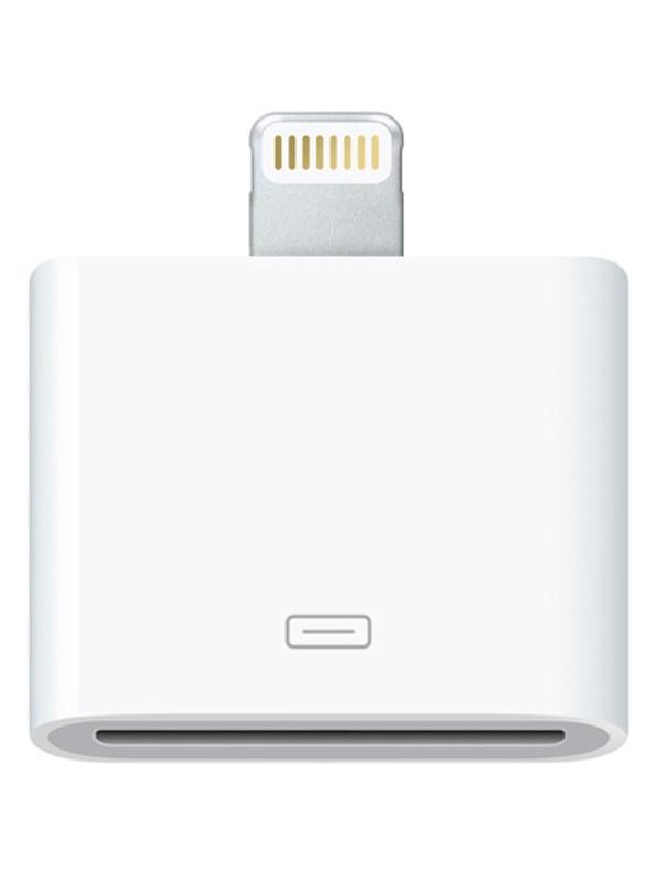 ADAPTADOR DOCK HEMBRA - LIGHTNING IPHONE 5 - Adaptador de iPhone 4 a iPhone 5