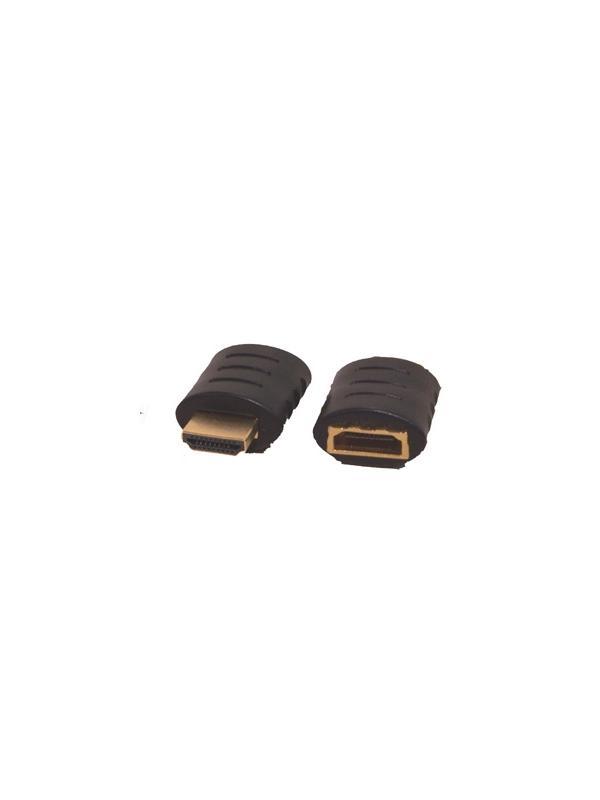 Conversor HDMI 19P Macho - HDMI 19P Hembra
