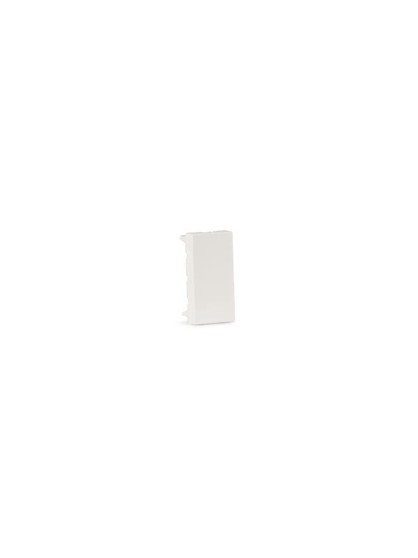 TAPA CIEGA PARA 1/2 PANEL FONESTAR WP-84T2 - Tapa ciega para 1/2 panel de conexión.
