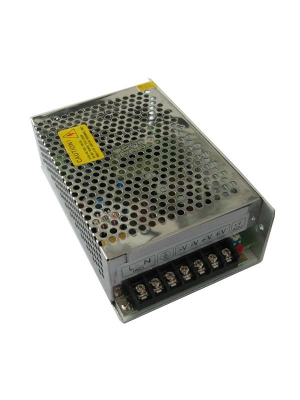 FUENTE AL. CONMUTADA INDUSTRIAL 12V 150W 12.5A - Fuente de alimentación industrial de 12V 150W (12.5A)