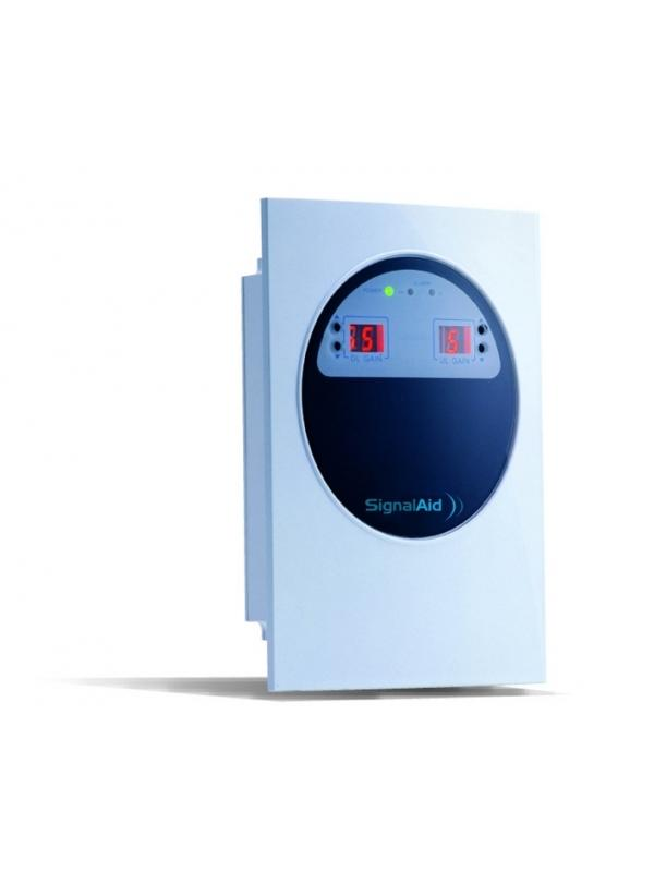REPETIDOR TELEFONIA MOVIL XACOM X-900 - Repetidor de señal GSM/UMTS Xacom X-900 proporciona a los teléfonos móviles y terminales de datos inalámbricos una mejor cobertura móvil en lugares cerrados, para zonas de hasta 100 metros cuadrados de espacio vacío.