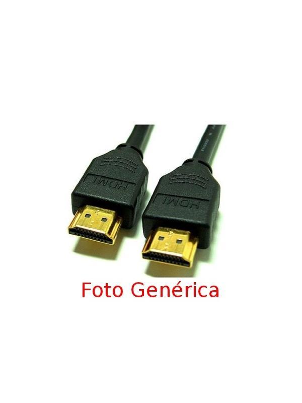 CONEXION HDMI 1.4 19P A M - HDMI 19P A M 20m - Cable con conexión HDMI 1.4 de macho a macho de 20m de longitud.