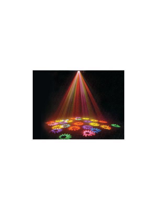 Foco Multigobo i Multicolores - Foco de efectos de colores