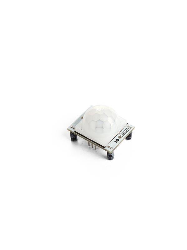 DETECTOR DE MOVIMIENTO PIR PARA ARDUINO - Un detector PIR permite detectar un movimiento y se utiliza casi siempre para detectar si alguien se encuentra dentro de o fuera del alcance del sensor.