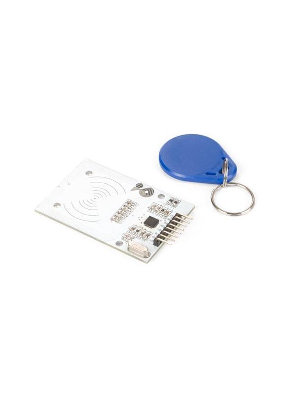 MÓDULO DE LECTURA Y ESCRITURA RFID COMPATIBLE CON ARDUINO - Este módulo RFID le permite leer y escribir tarjetas del tipo MiFare.