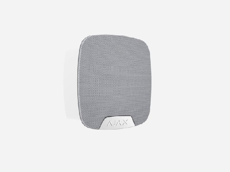 AJAX SIRENA INTERIOR - Sirena para interior Inalámbrico 868 MHz Jeweller Certificado grado 2 Presión sonora máxima 105 dB Indicador LED / Sonido regulable Alimentación 2 pilas CR123A 3.0 V
