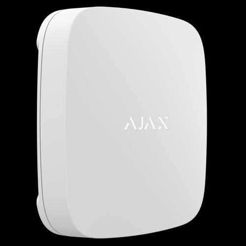 AJAX DETECTOR INUNDACION - BIDIRECCIONAL - Detector de inundación Inalámbrico 868 MHz Jeweller Antena interna Apto para uso en interior Alimentación 2 pilas AAA Protección IP65