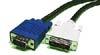 Conexión DVI a VGA - DVI 24+5M a HDB15M de 1,8 metros - Conexión DVI a VGA - DVI 24+5M a HDB15M de 1,8 metros