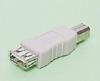 Conversor USB A H - USB B M - Conversor USB A Hembra - USB B Macho