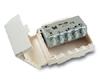 Amplificador Alcad AM407 - Amplificador de mastil con entradas de :  I +II+III  + UHF