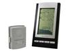 Estación meteorológica WS1170 - Estación meteorológica con reloj DCF y sensor exterior.