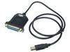Conversor USB a Paralelo - Cable conversor de USB a puerto paralelo
