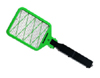 Raqueta eléctrica para todo tipo de insectos - La raqueta funciona por electrocución al entrar en contacto los insectos con las rejillas electrificadas...